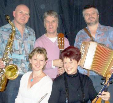 Ceilidh Band, Northampton, Northants, East Midlands (CE02)