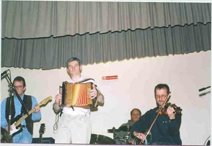 Ceilidh  Barn Dance Band, Sussex, Hampshire (ST12)