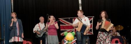Ceilidh, Barn Dance Band, Lincoln, Cambs, Norfolk (FRG5)