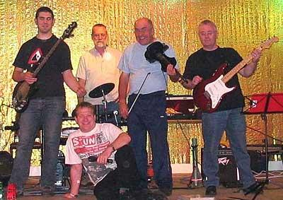 Ceilidh Band, Hoedowns, West and East Midlands (MW02)