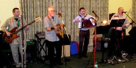 Ceilidh, Barn Dance Band, Portsmouth, Hampshire (ST06)